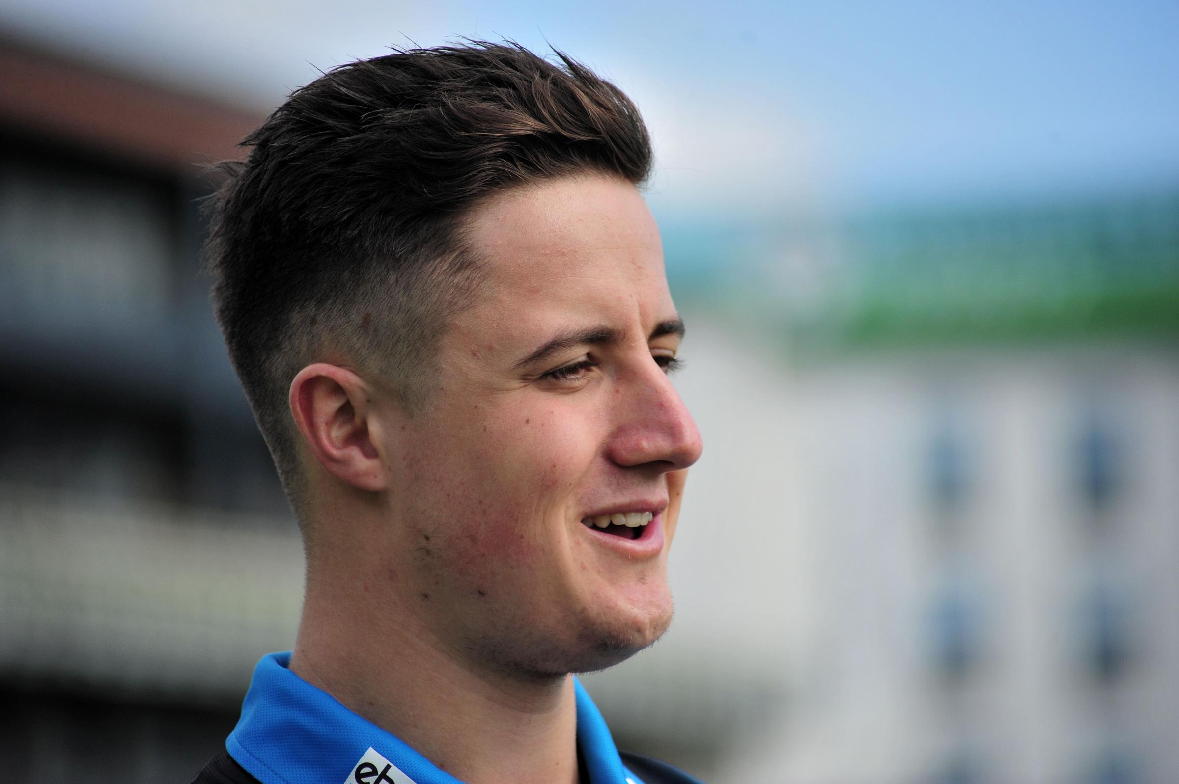 Tom Kohler-Cadmore starts as a Yorkshire player on Monday after being granted an immediate release from Worcestershire – Picture: Jonathan Barry