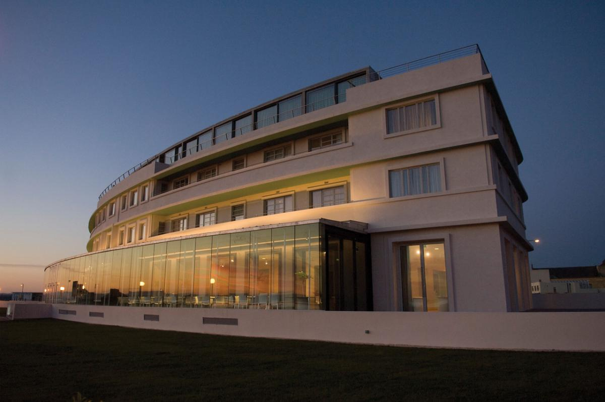 travel the art deco chic and sweeping bay views of morecambe