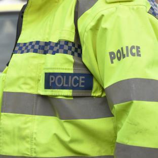 A man was arrested on suspiciion of drugs offences