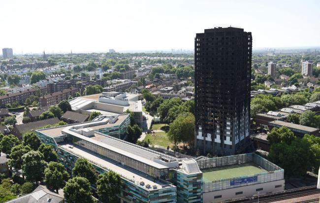 Hundreds of buildings in Bradford are undergoing checks in the wake of the Grenfell Tower fire. Photo: David Mirzoeff/PA Wire