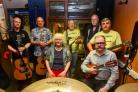 Amateur musicians have recorded an album to raise money for armed forces charities