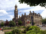 Bradford Telegraph and Argus: Bradford City Hall
