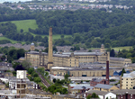 Bradford Telegraph and Argus: Shipley and Salts Mill