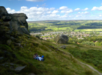 Bradford Telegraph and Argus: Cow & Calf Rocks, Ilkley