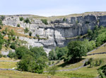 Bradford Telegraph and Argus: Malham Cove