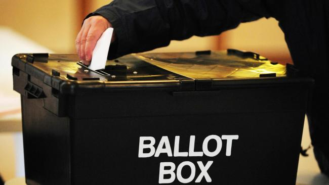 Record electorate for snap election but some may have voted more than once