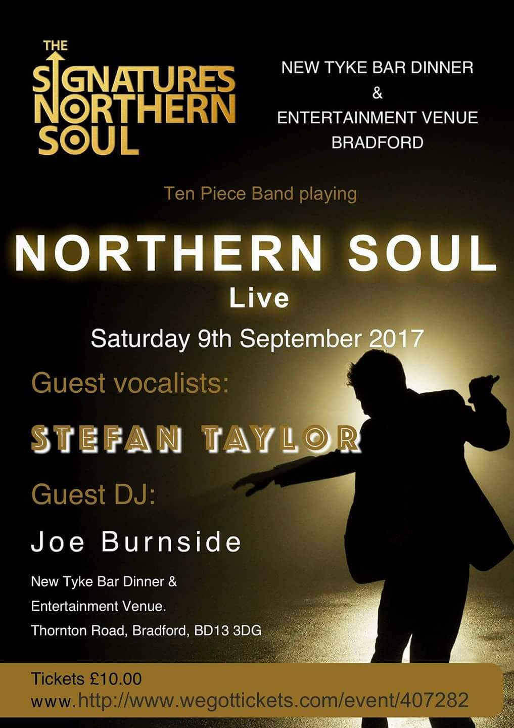 Signatures Northern Soul Live