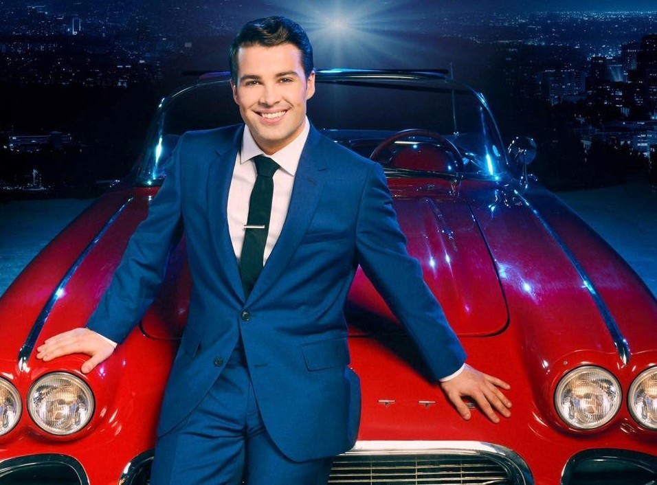 Joe McElderry delighted a packed audience last night