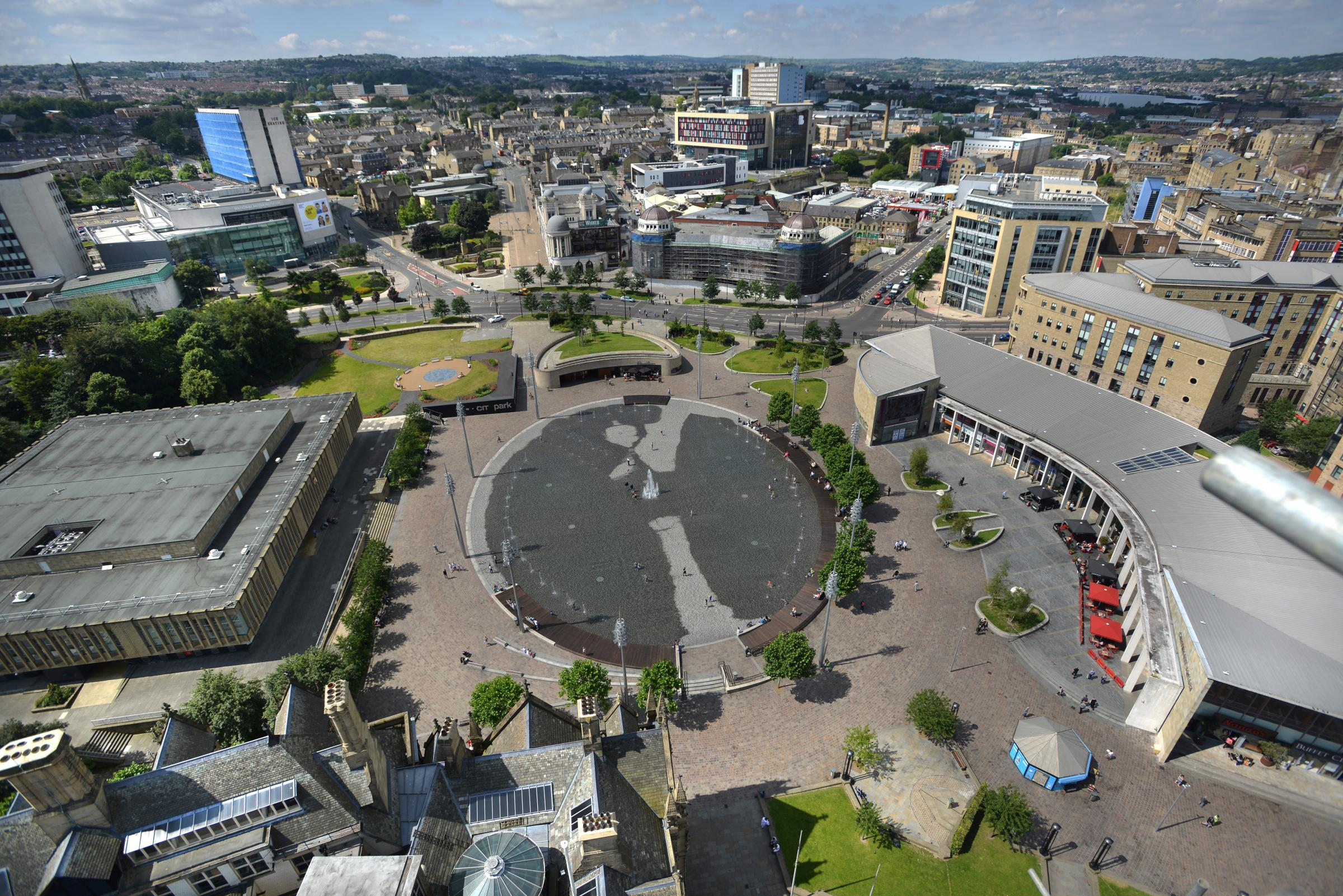 Government warned it must replace Bradford's millions in EU funding after Brexit