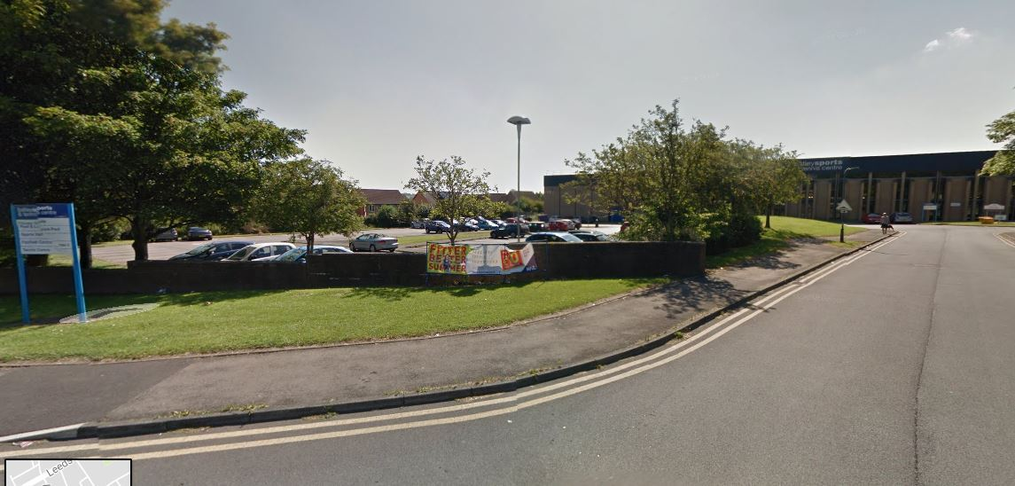 Batley Sports and Tennis Centre. Picture: Google Streetview