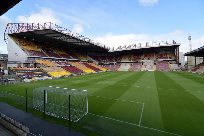 Valley Parade hosted the Bulls for two seasons