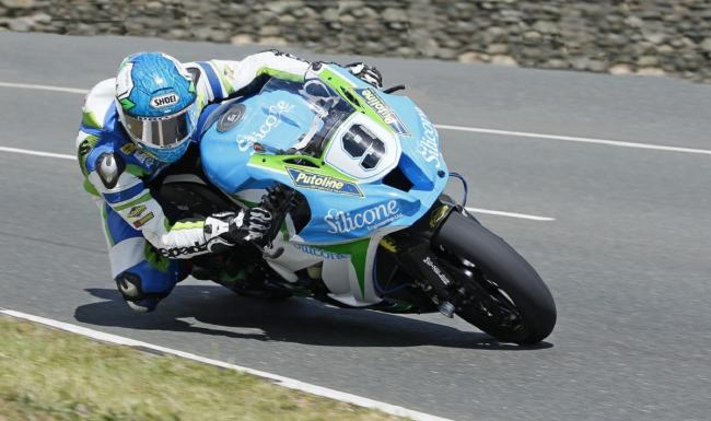 Bradford's Dean Harrison, who won his maiden Ulster Grand Prix race and set a world speed record for Superbikes Picture: chrissipix