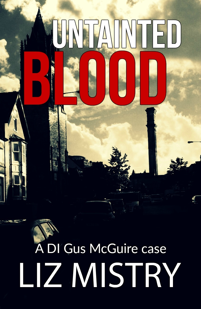 Untainted Blood by Liz Mistry