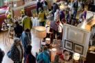 The Makers' Fair at Saltaire Festival