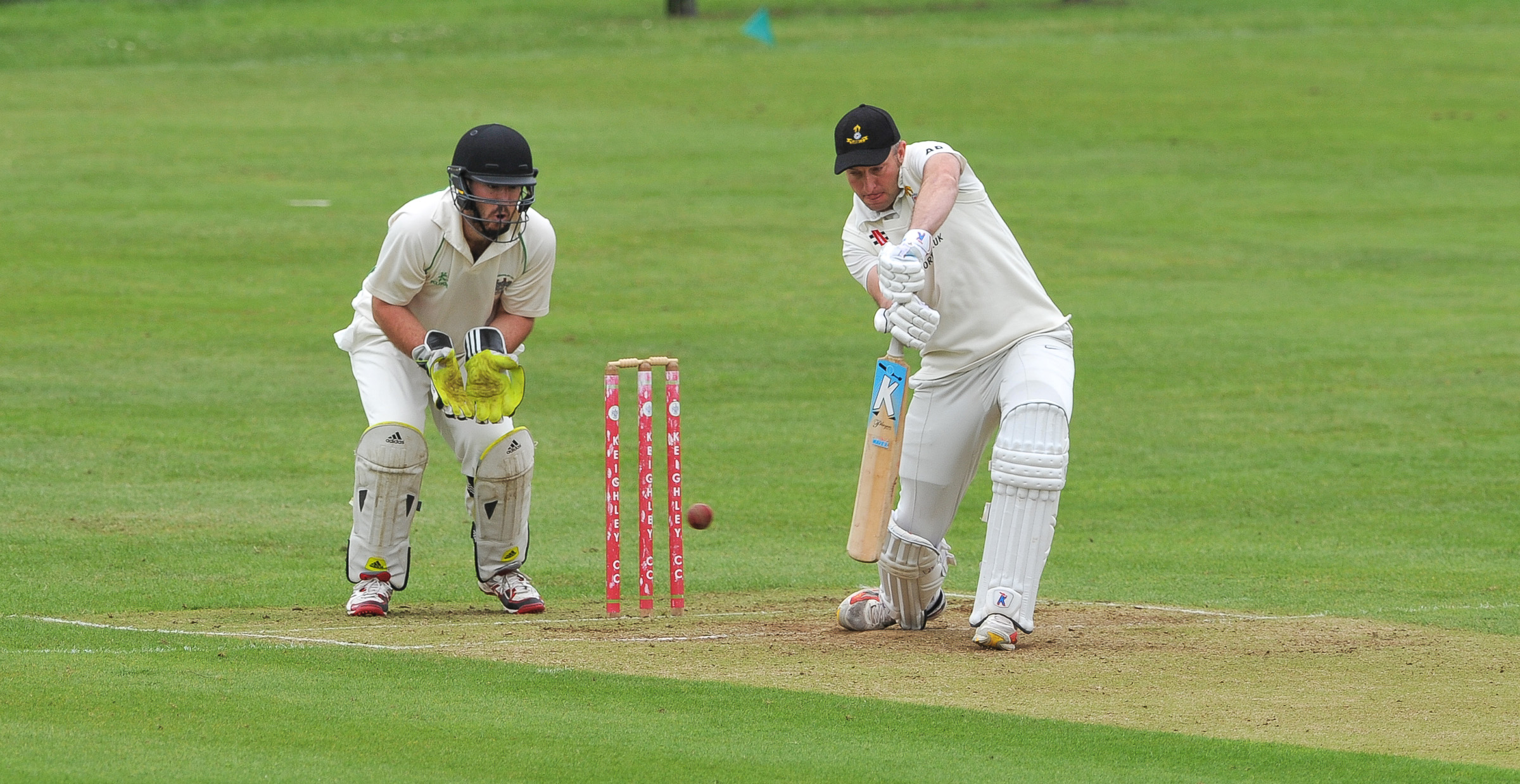 Andrew Pickering top-scored for Yeadon with 45