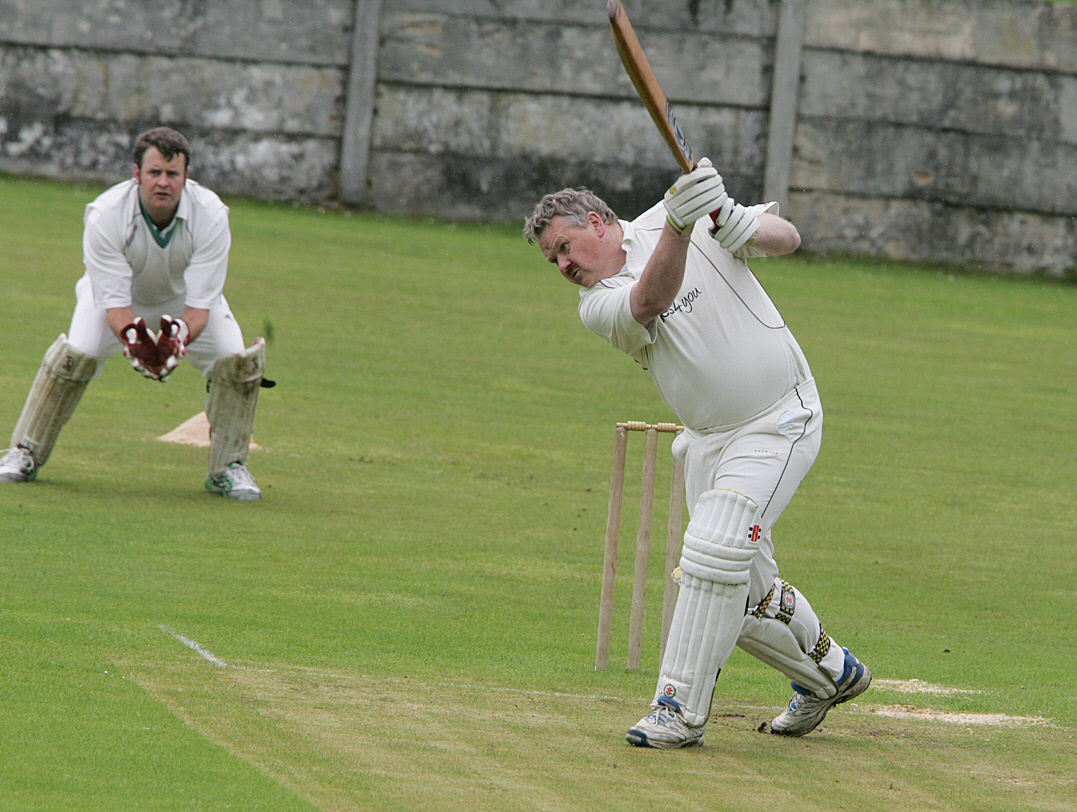 Kev Pollard top-scored with 17 for Thornton-in-Craven at Gargrave