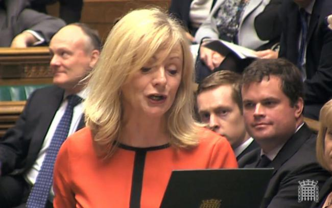 Shadow Early Years Minister Tracy Brabin MP, who represents Batley and Spen