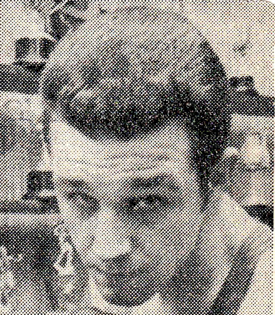 Dennis Harbon during his professional boxing career in the 1970s