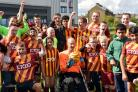 TEAMWORK: The Bradford Disability Football Club annual tournament at Southfield Grange Trust
