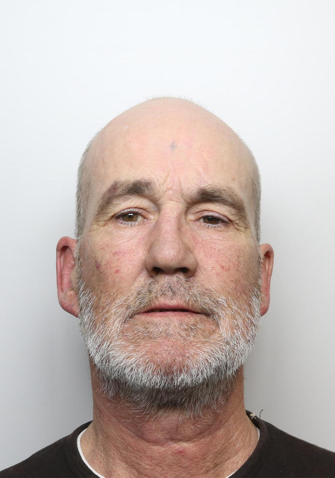 Alan Dooley, who was jailed for four-and-a-half years at Bradford Crown Court