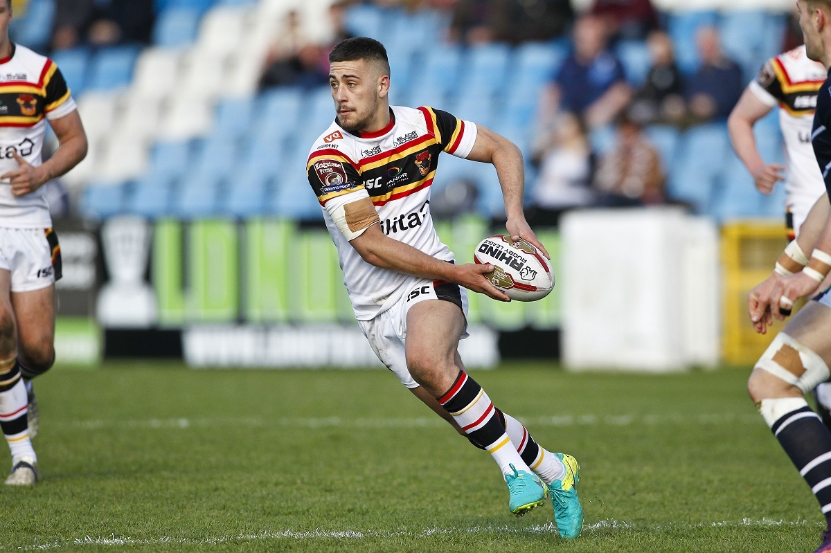 NEW ROLE: Vila Halafihi scored four tries in eight appearances after being moved to centre – Picture: Craig Galloway
