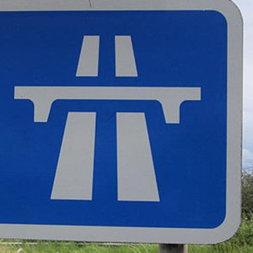 Planned motorway closure for technology work