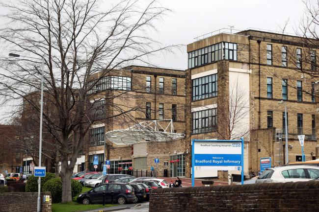 Four further deaths have been recorded at Bradford Teaching Hospitals today