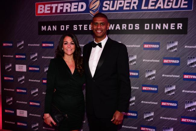 Retiring Former Bradford Bulls Trio Honoured At Super League Awards