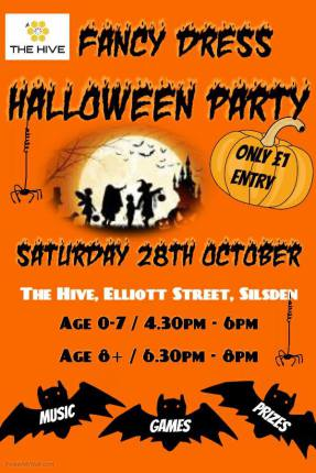 Children's Fancy Dress Halloween Party