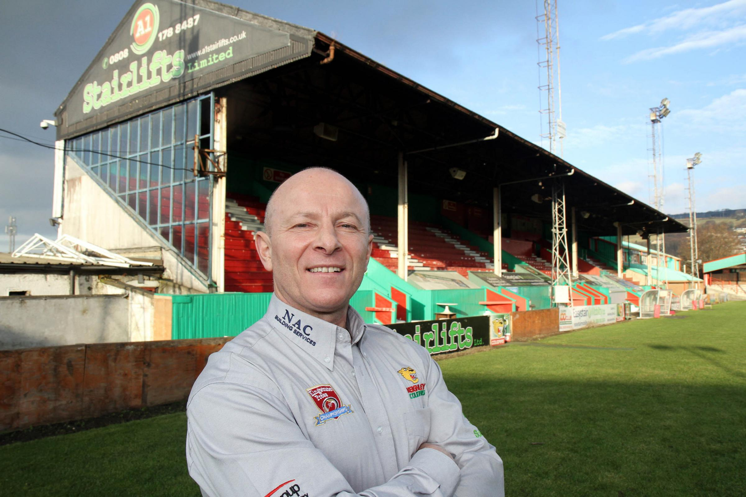 Gary Fawcett has announced he is quitting as chairman and director of Keighley Cougars
