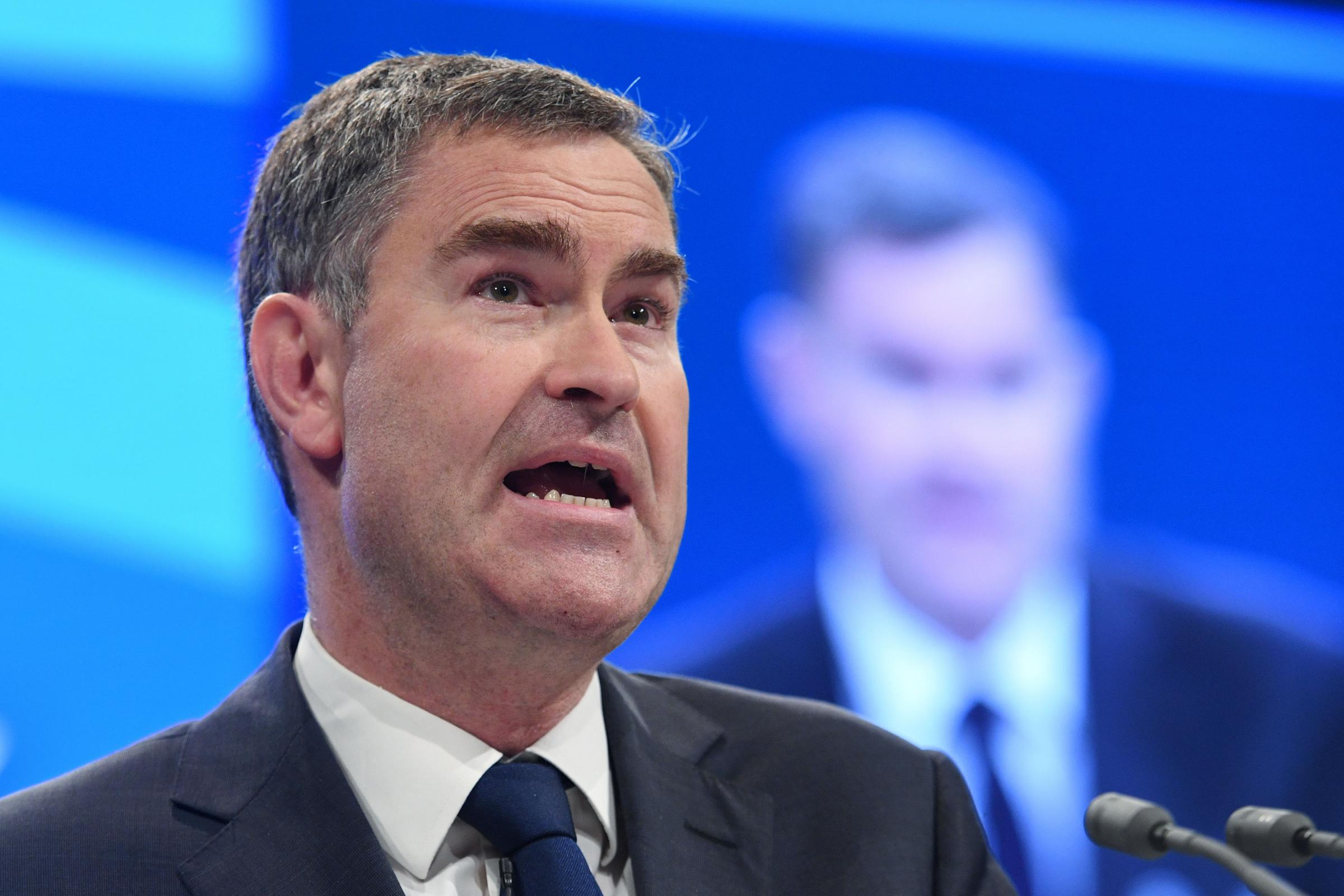 Justice Secretary David Gauke. Photo: Stefan Rousseau/PA Wire