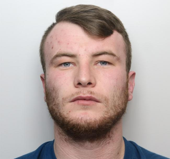Kyle Thompson who was jailed for a further 27 months