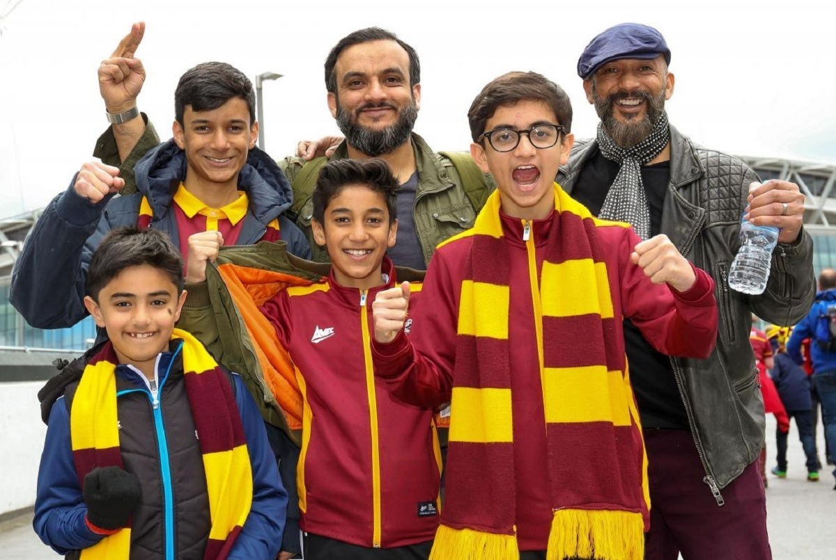 Bradford City's Community Foundation has started One City to encourage more fans from ethnic minorities to join the Bantams family