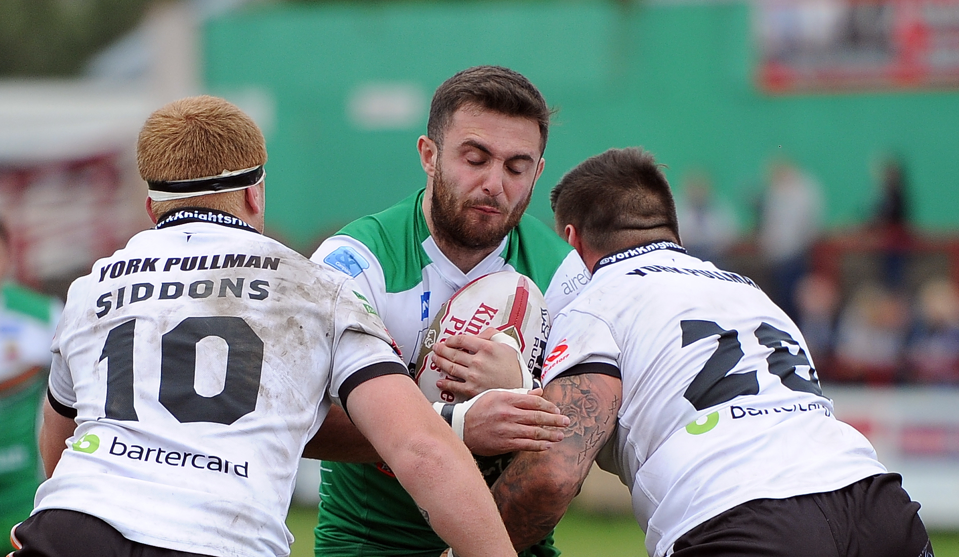 Emmerson Whittel has signed a new two-year deal with Cougars  Picture: John Rushworth