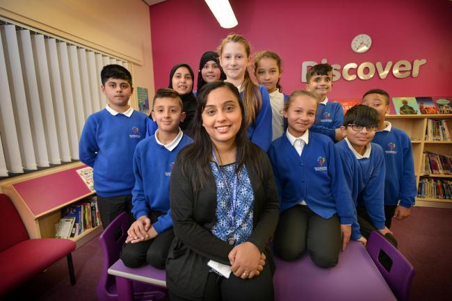 Horton Park Primary School in Bradford ranked among top 40