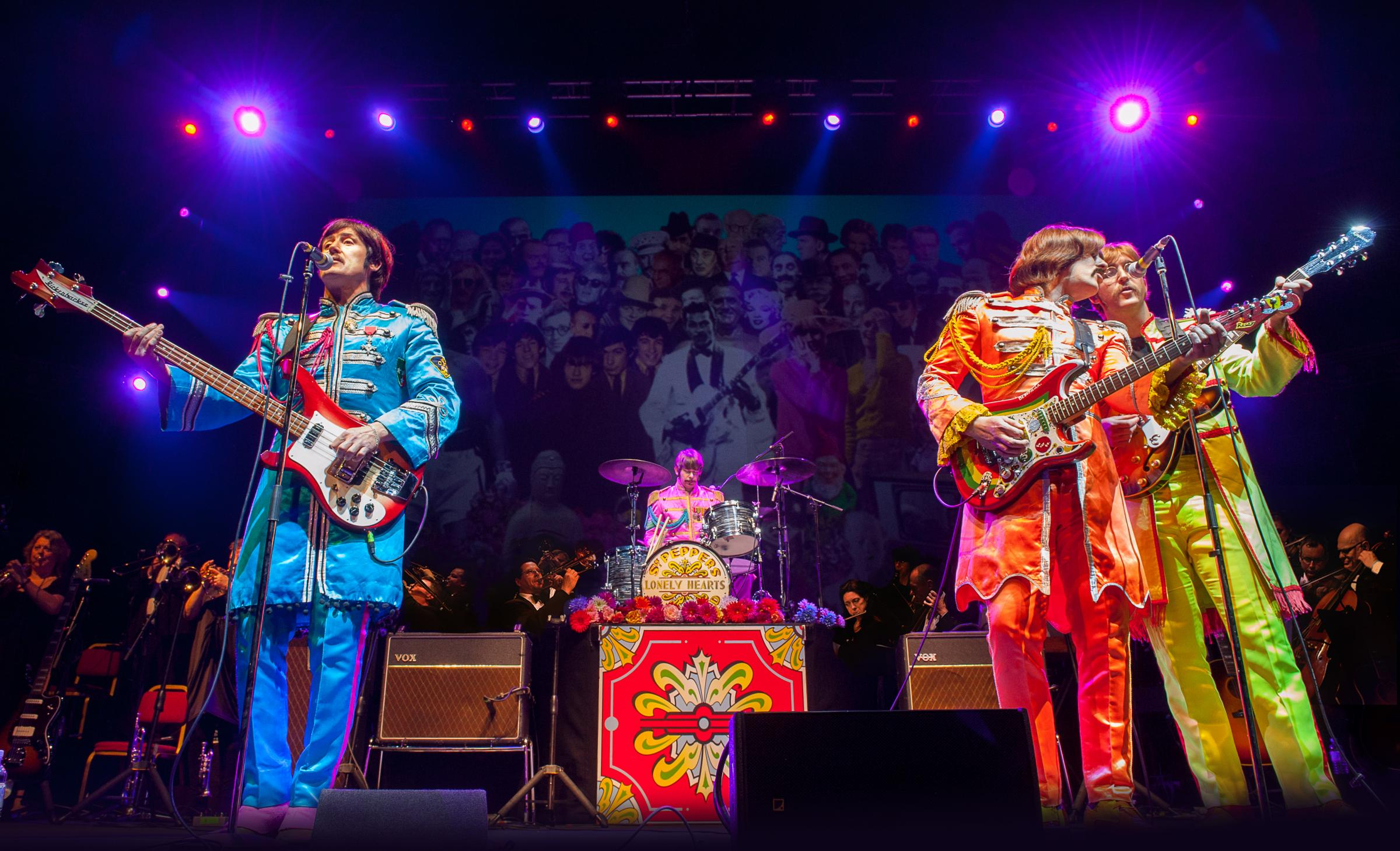The Bootleg Beatles are heading for Bradford. Picture: Bradford Theatres