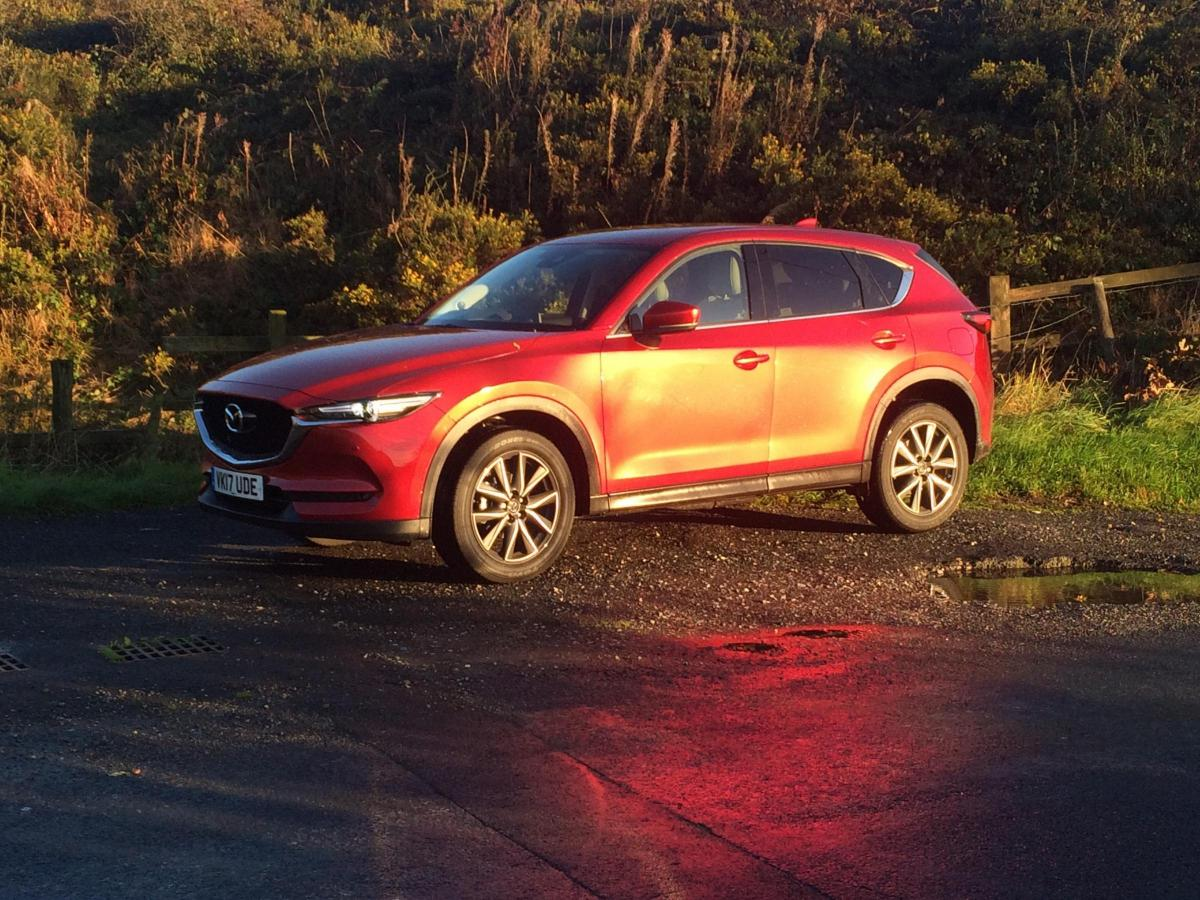 review fwd test first drive cx s mazda car driver original photo reviews and