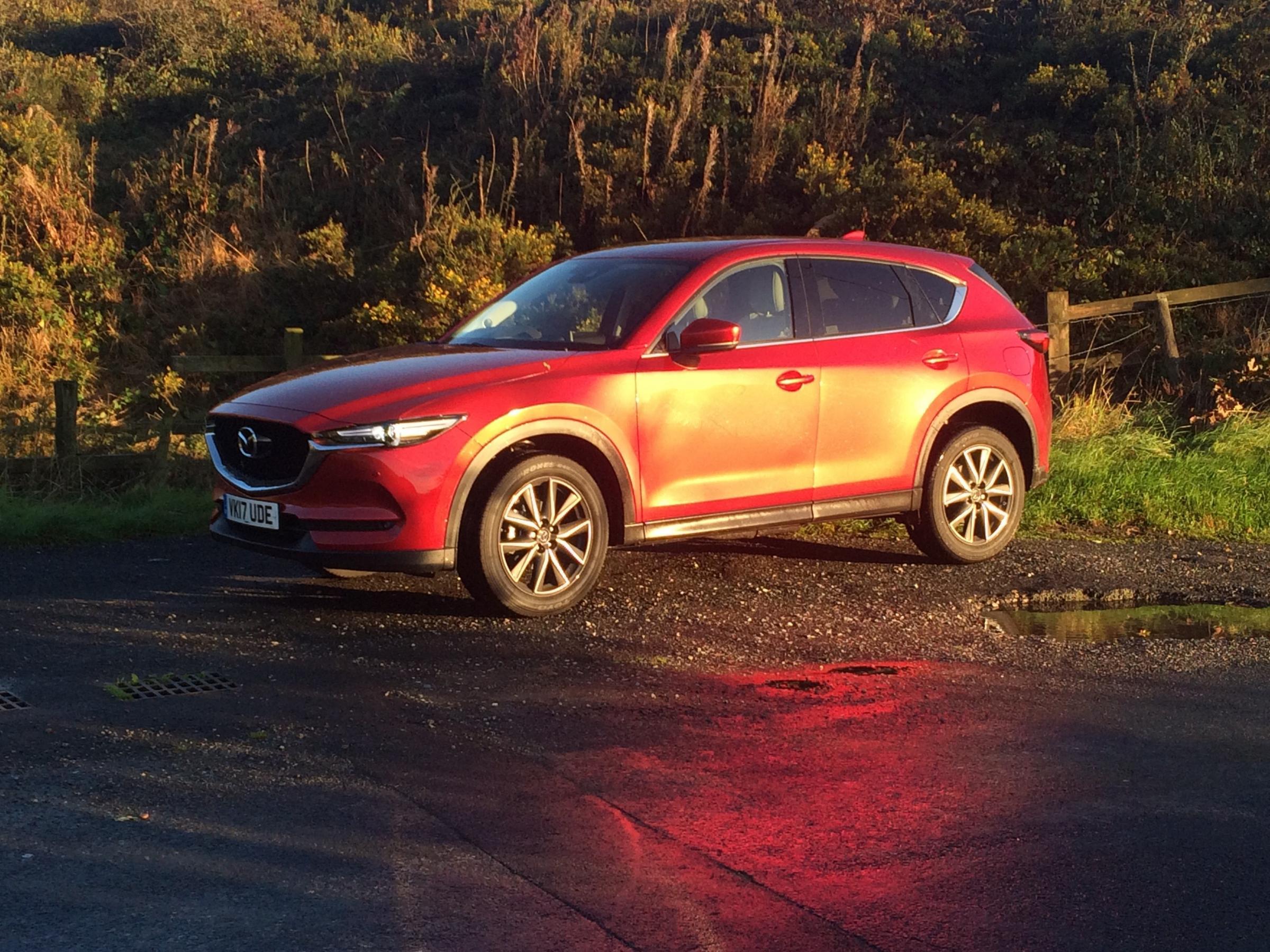 CAR REVIEW: Mazda CX 5