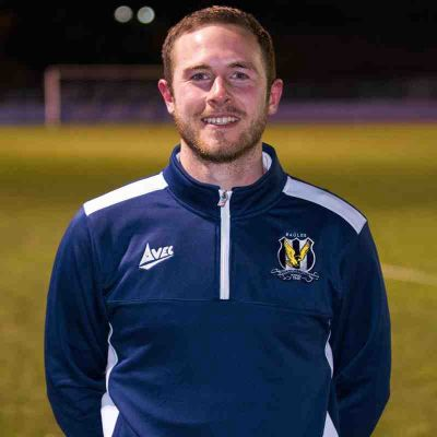 Eccleshill United's Andy Cooper was player of the month for November in Toolstation Northern Counties East League Division One