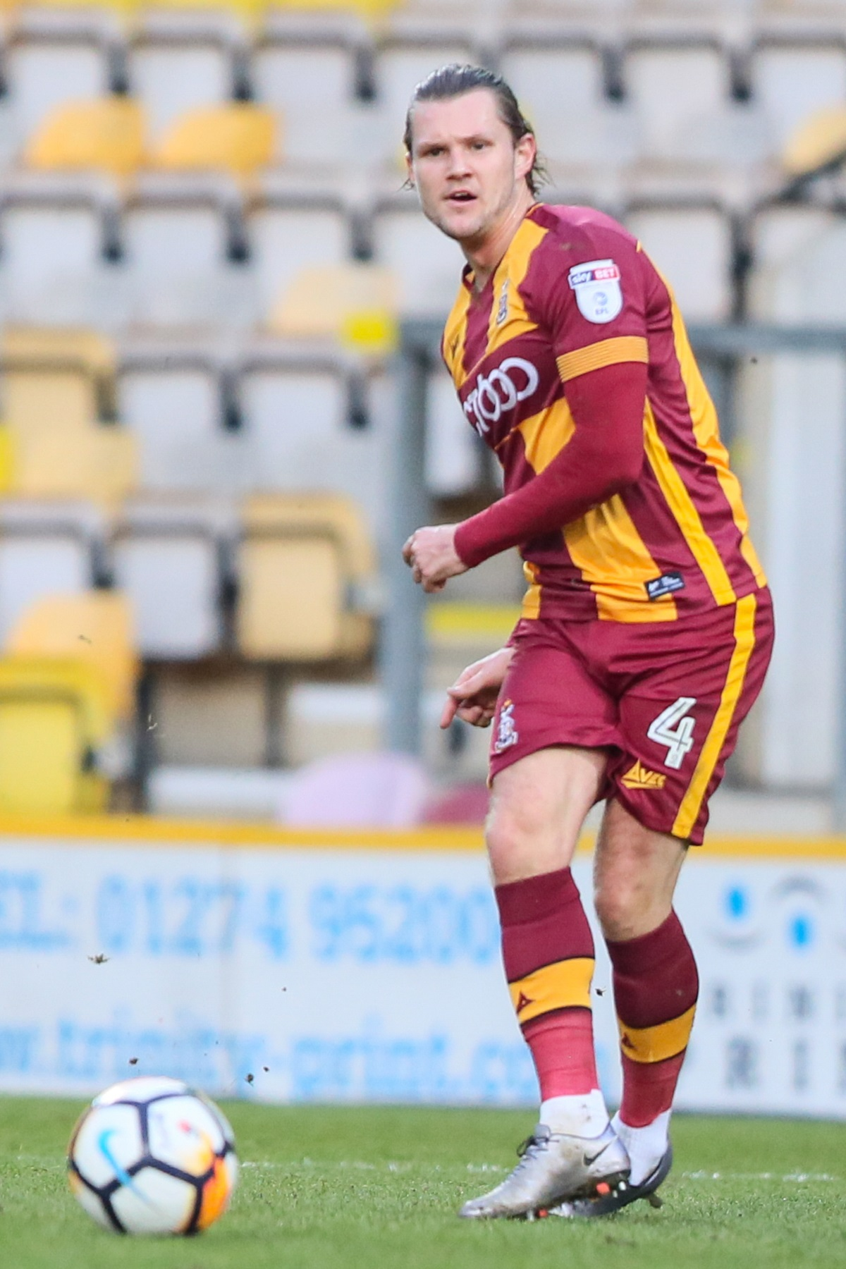 Jake Reeves came off with a groin problem on Saturday
