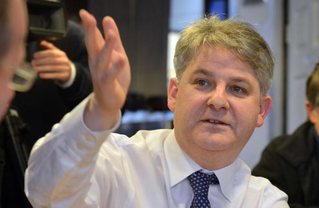 Philip Davies is not happy with the Government decision to keep Bradford in Tier 3, to put it mildly