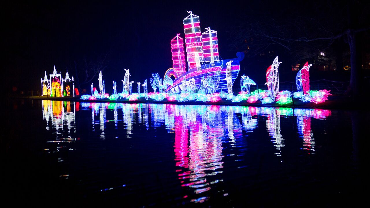 The Magic Lantern Festival returns to Leeds. Photo supplied from Rosie Barrett (The Cult PR)