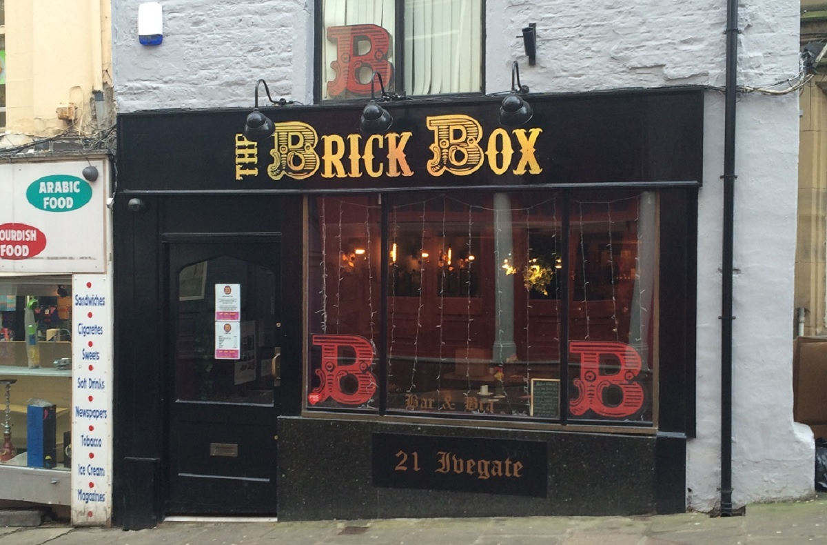 The Brick Box Rooms on Ivegate