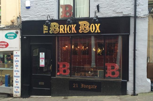 The Brick Box Rooms