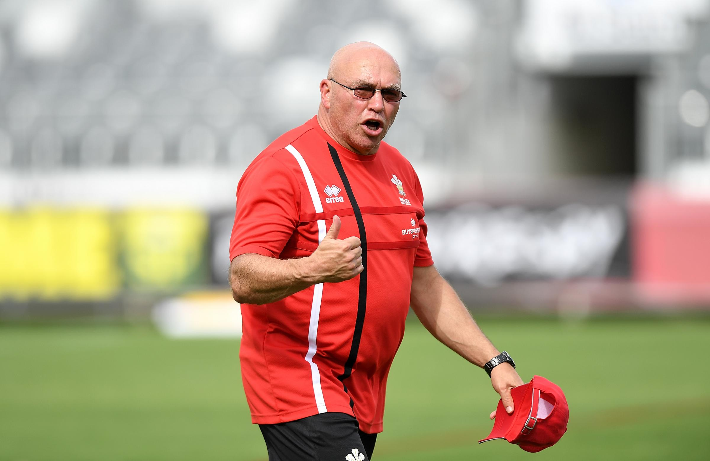 LEADING MAN: John Kear is the coach that Bulls have targeted to succeed Geoff Toovey