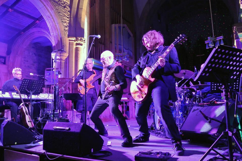 Ian Anderson and Jethro Tull play festive gig for Bradford Cathedral ...