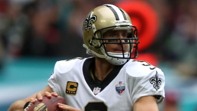 Drew Brees led the New Orleans Saints to victory over the Atlanta Falcons ced52bf8e