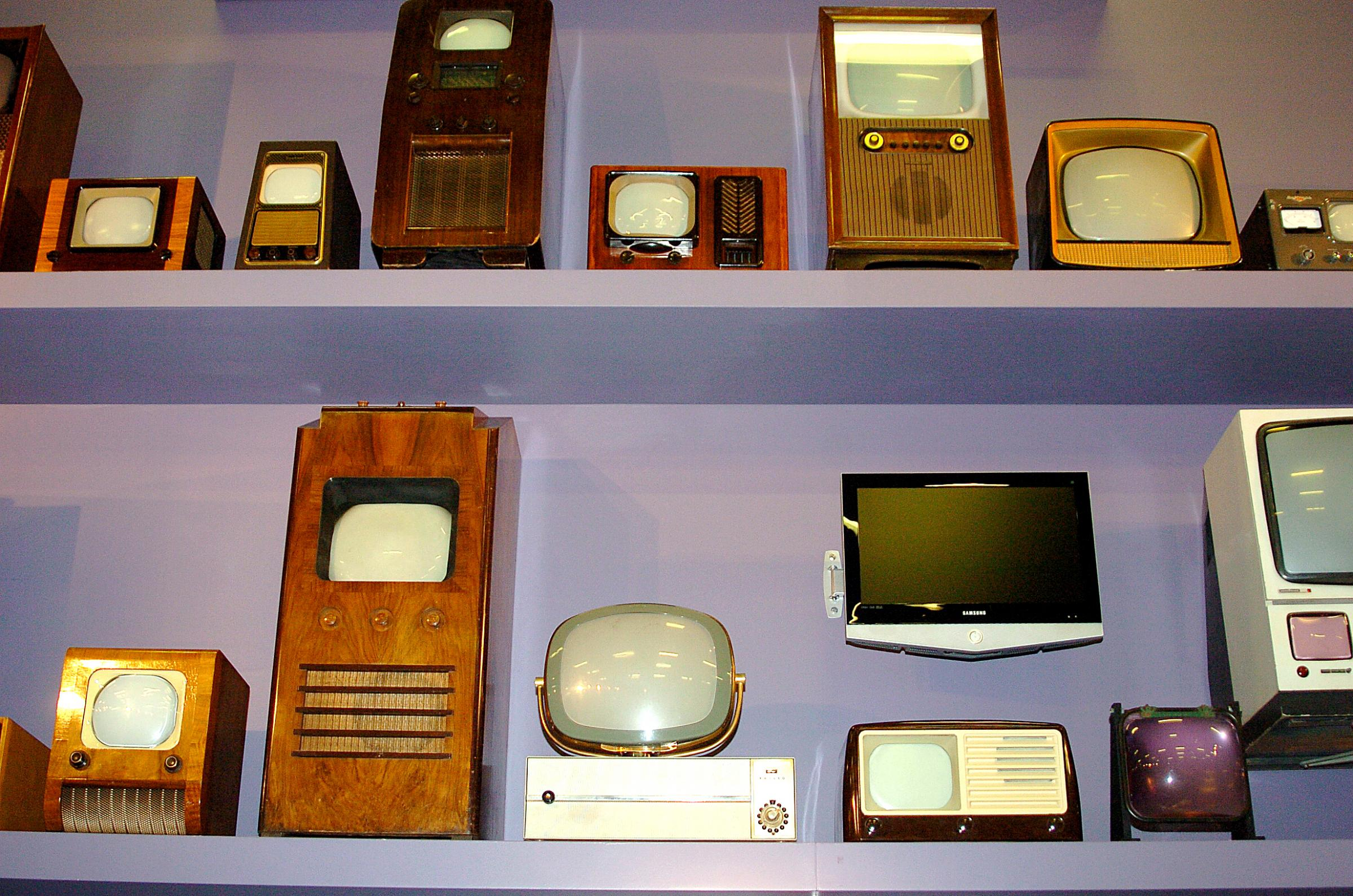 Television viewing habits have changed over the years
