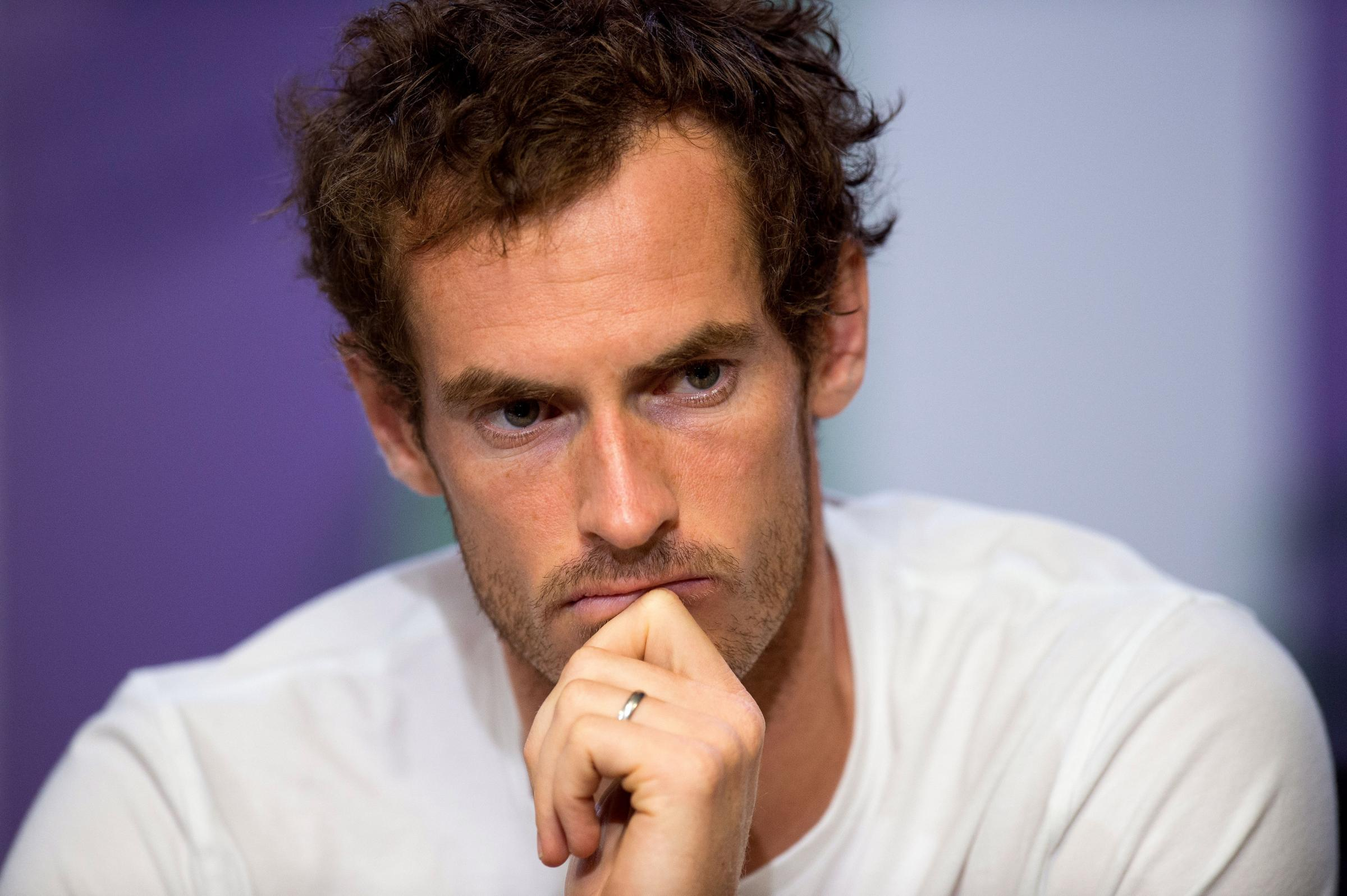 Andy Murray has withdrawn from the Brisbane International tournament due to pain in his hip – Picture Joe Toth/PA Wire