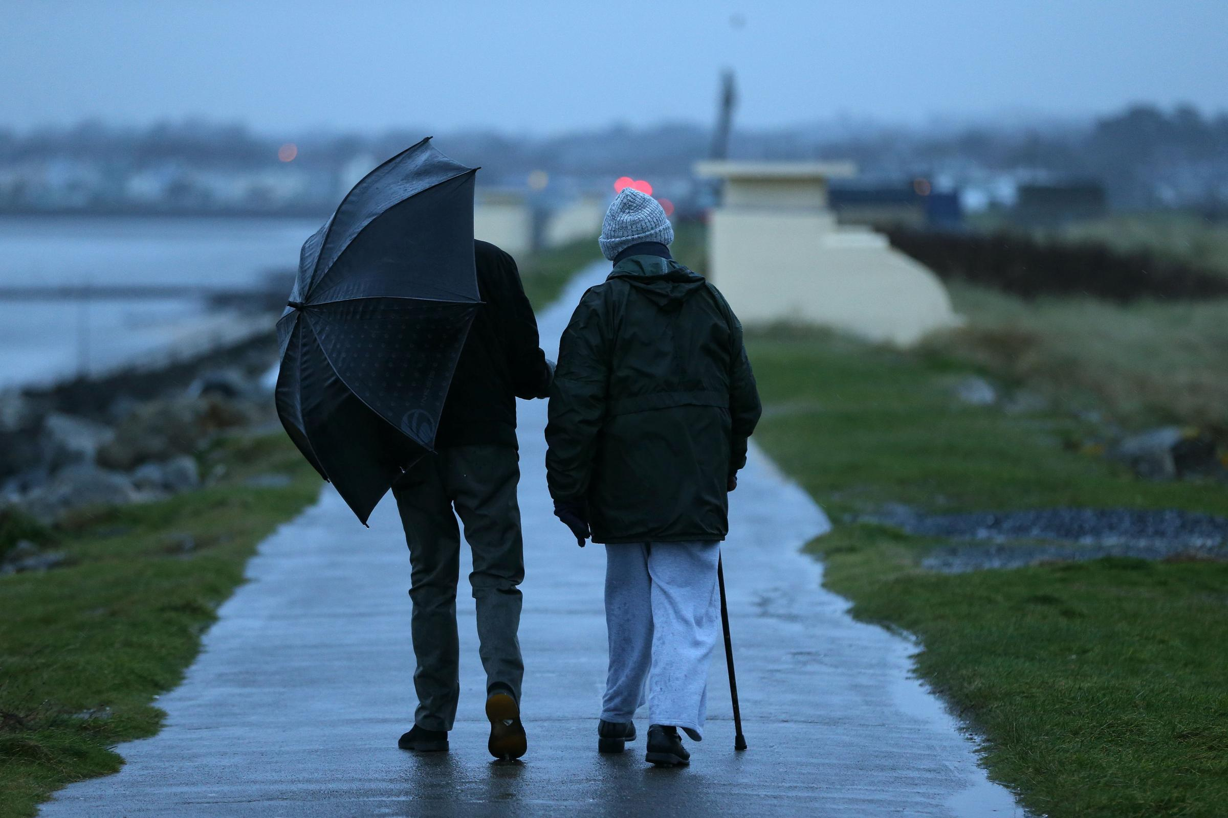 West Yorkshire could miss the worst of Storm Eleanor but conditions could be rough in the early hours